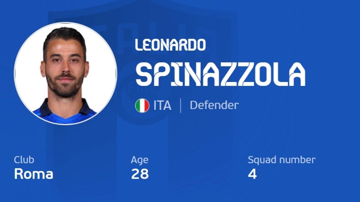 2. Leonardo Spinazzola 33,8 km/h.