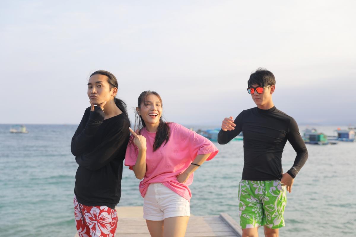 Khả Như, BB Trần và Song Luân