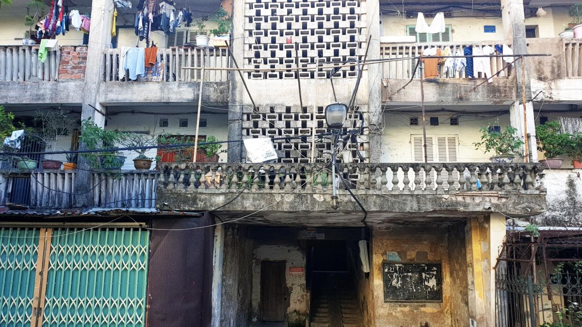 Hà Nội có khoảng 1.516 chung cư cũ có quy mô từ 2 - 5 tầng, chủ yếu được xây dựng từ năm 1960 đến cuối những năm 1990.