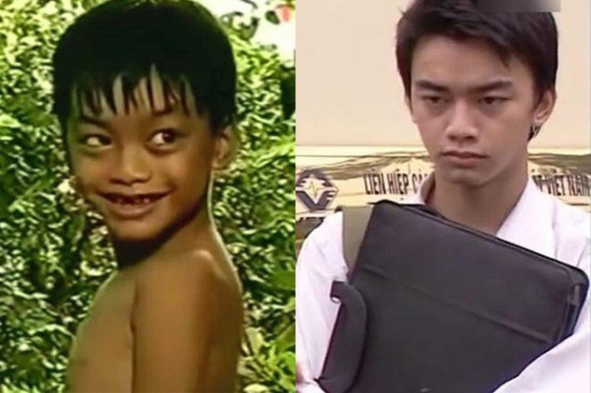 Hà Duy tham gia diễn xuất từ khi còn nhỏ.