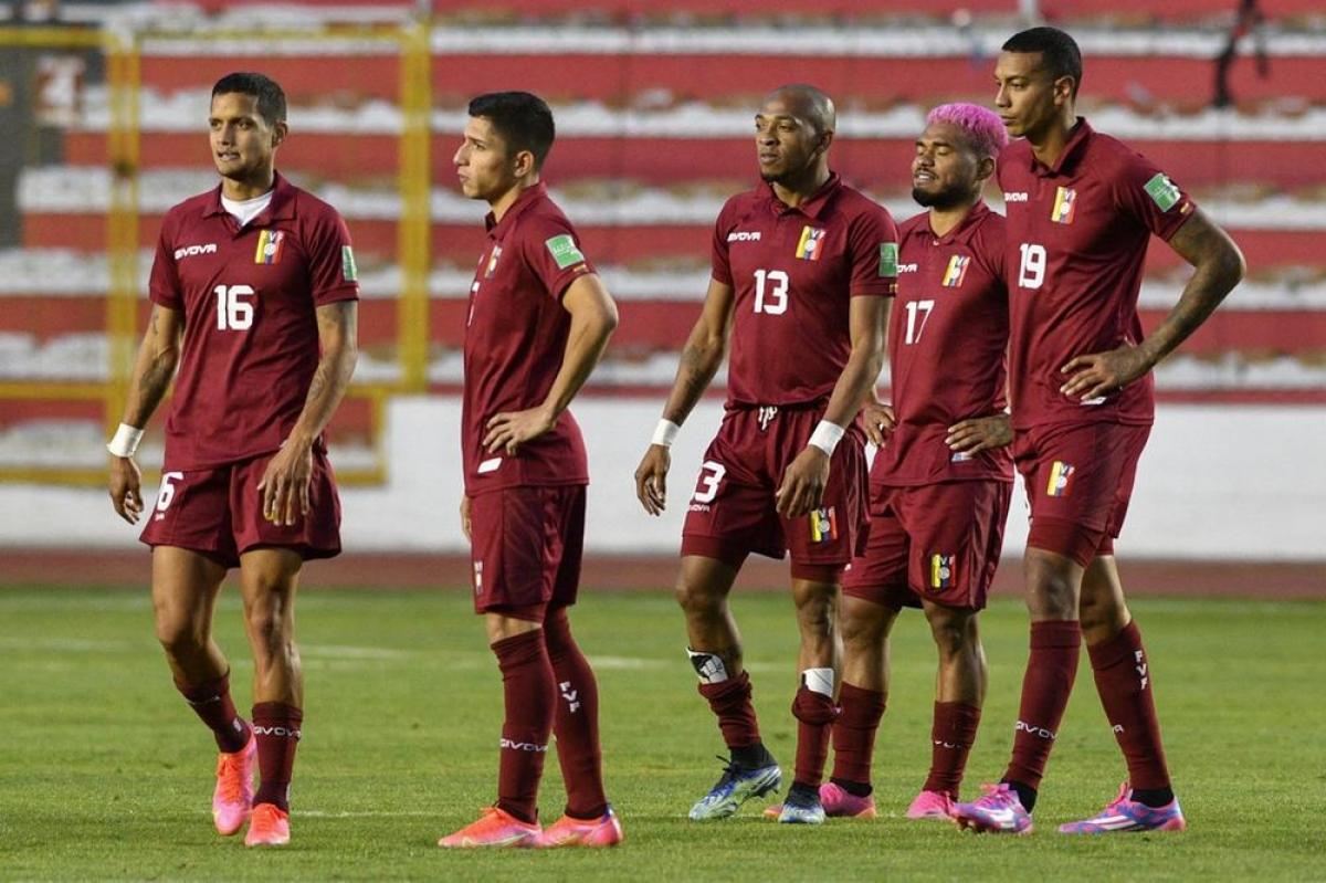 8 cầu thủ Venezuela mắc Covid-19 chỉ ít giờ trước trận khai mạc Copa America 2021 với Brazil. (Ảnh: Reuters).