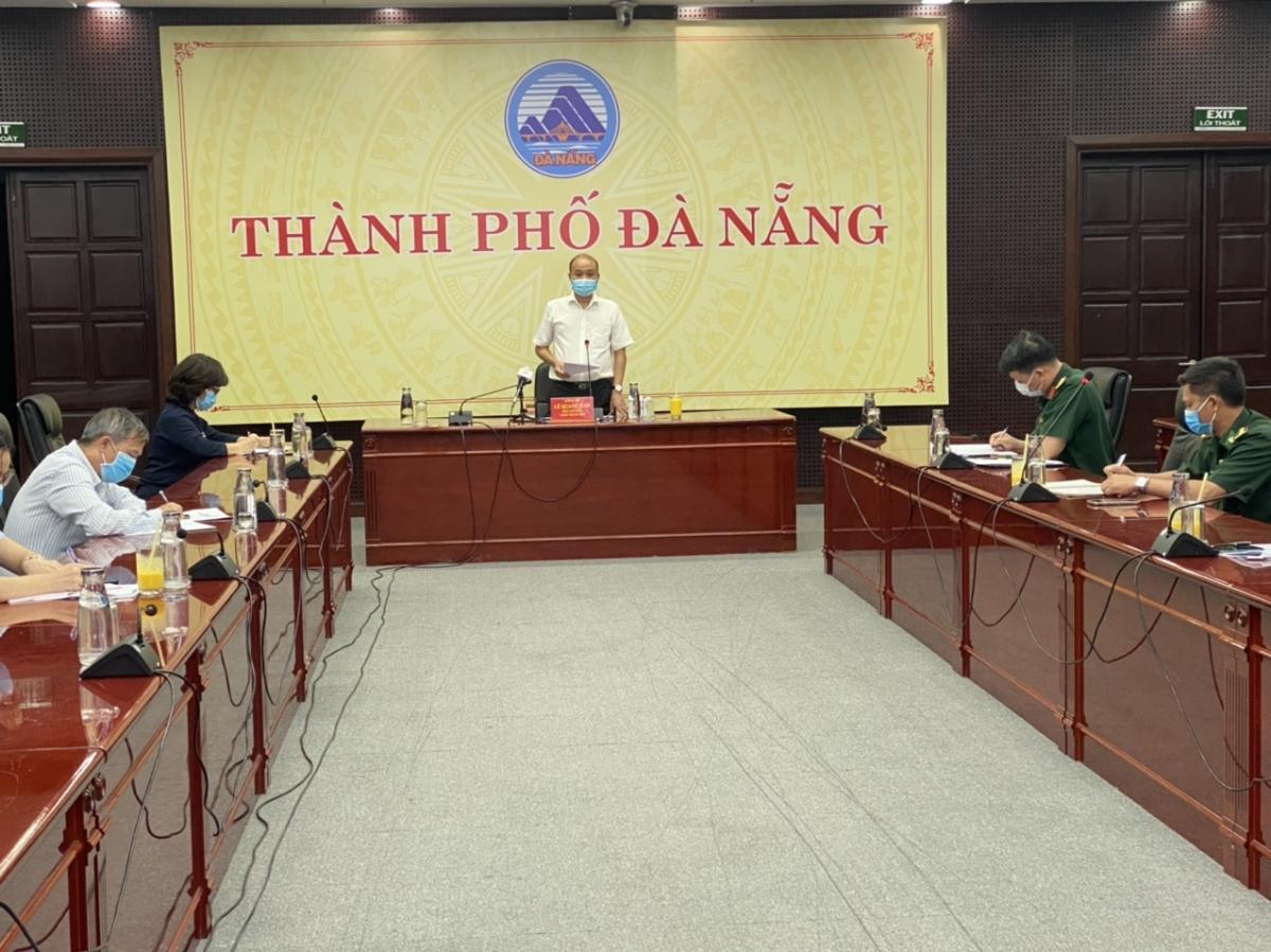 Lãnh đạo TP Đà Nẵng yêu cầu tăng cường biện pháp tránh lây nhiễm chéo