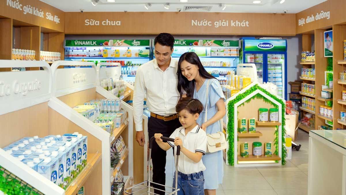 Vinamilk là thương hiệu được người tiêu dùng Việt Nam chọn mua nhiều nhất trong nhiều năm liền.