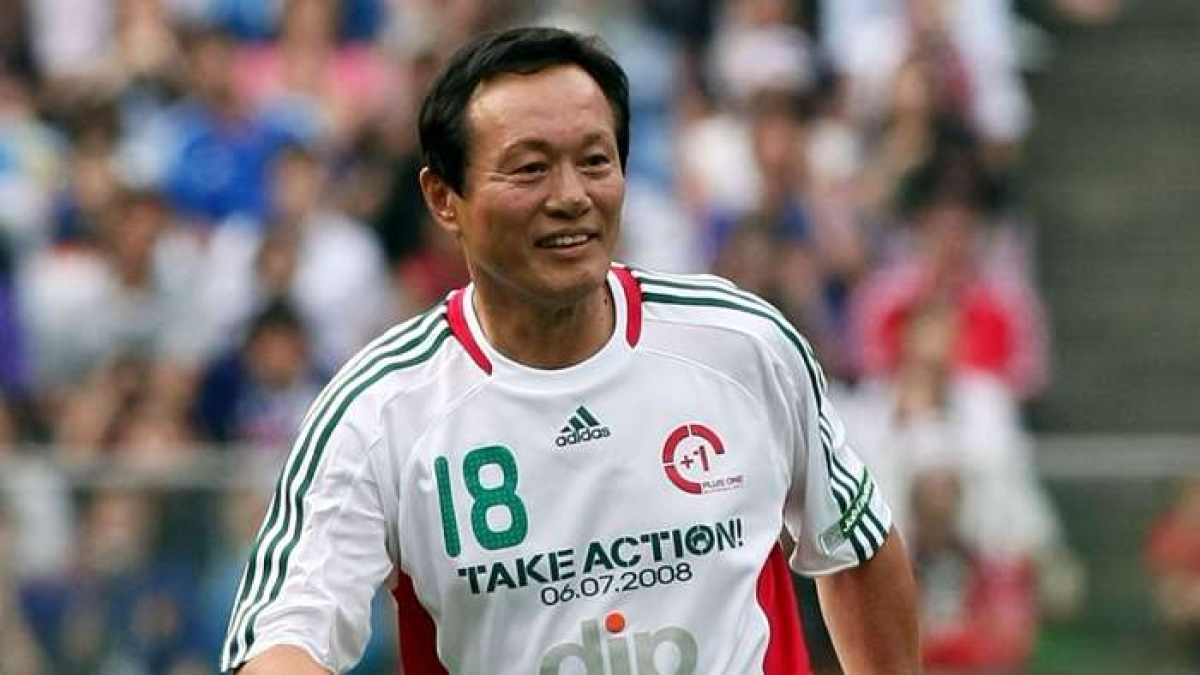 4. Kunishige Kamamoto | Nhật Bản | 80 bàn thắng/84 trận đấu