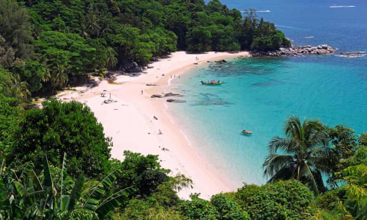 Đảo Phuket. (Ảnh: The Guardian)