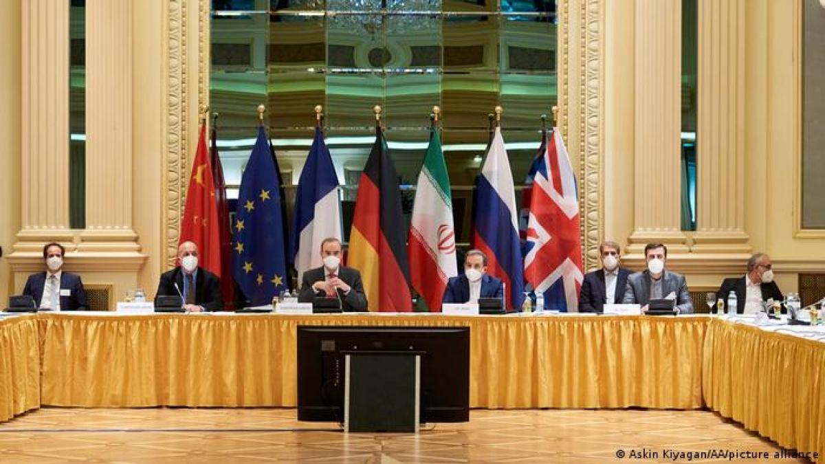 Đã có tin hiệu tích cực để khôi phục thỏa thuận hạt nhân Iran (Ảnh:AA)