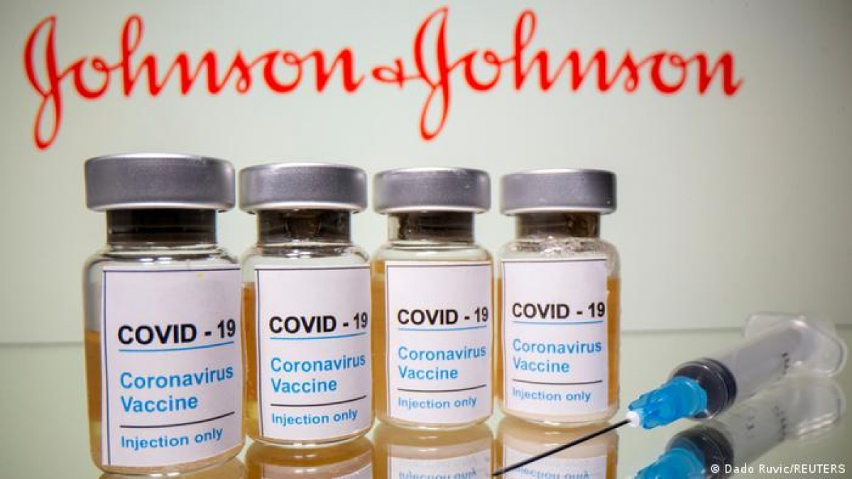 Hàng triệu liều vaccine Johnson & Johnson ở Mỹ sắp hết hạn sử dụng. Ảnh: Reuters