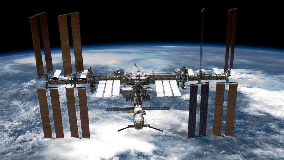Trạm Vũ trụ Quốc tế (ISS). Ảnh: Getty