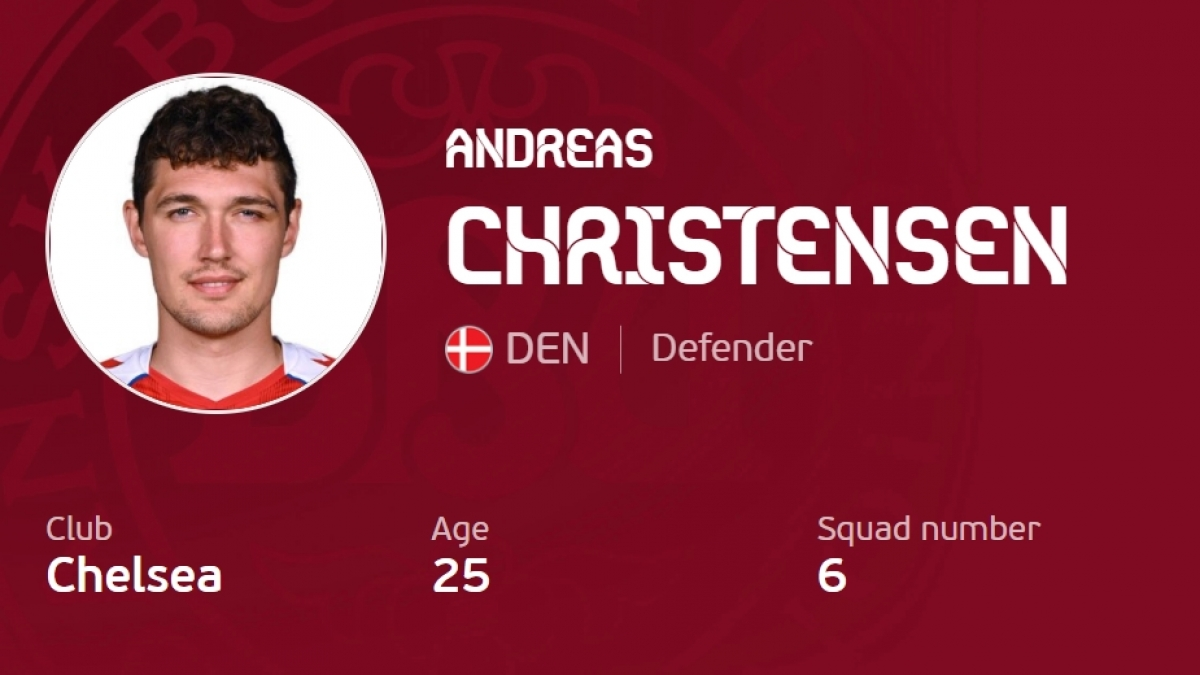 6. Andreas Christensen 33,3 km/h.