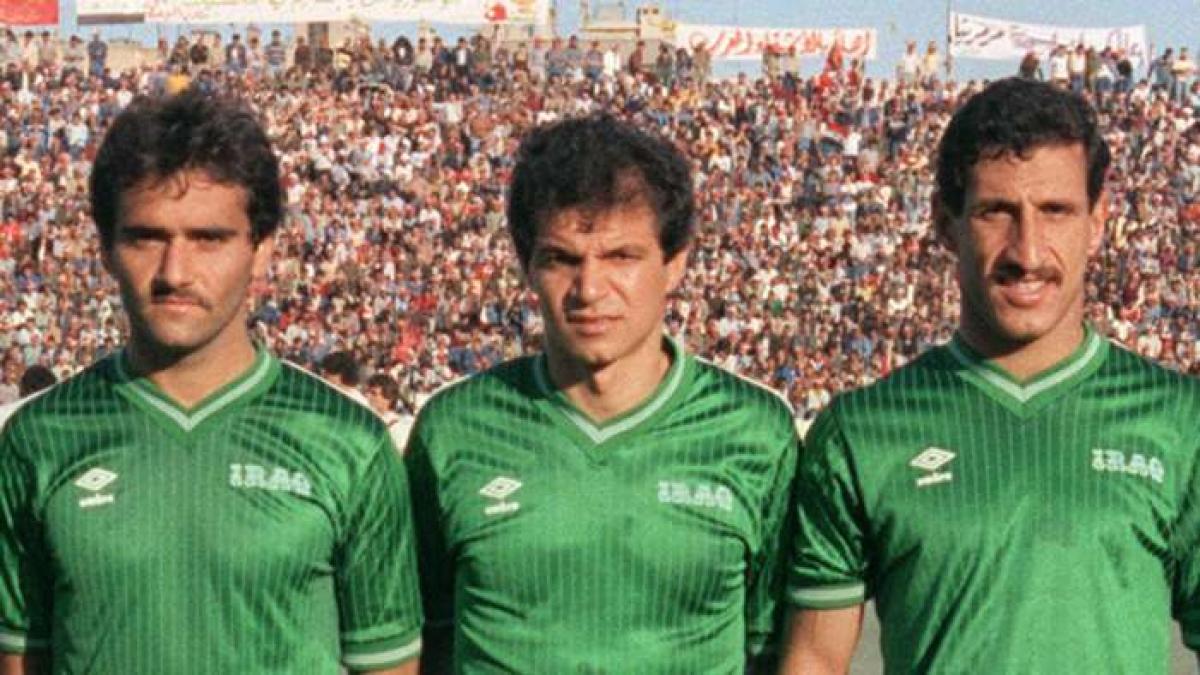 6. Hussein Saeed | Iraq | 78 bàn thắng/137 trận đấu