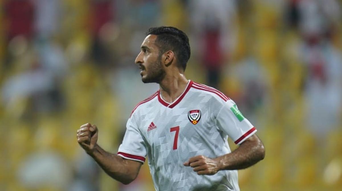 8. Ali Mabkhout (UAE) | 4 trận (353 phút): 5 bàn thắng, 1 kiến tạo