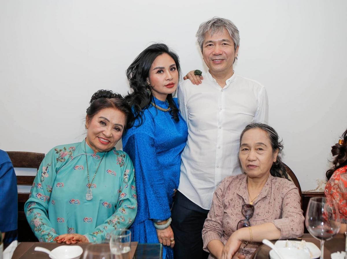 Diva Thanh Lam công khai hẹn hò bạn trai bác sĩ vào tháng 6/2020.