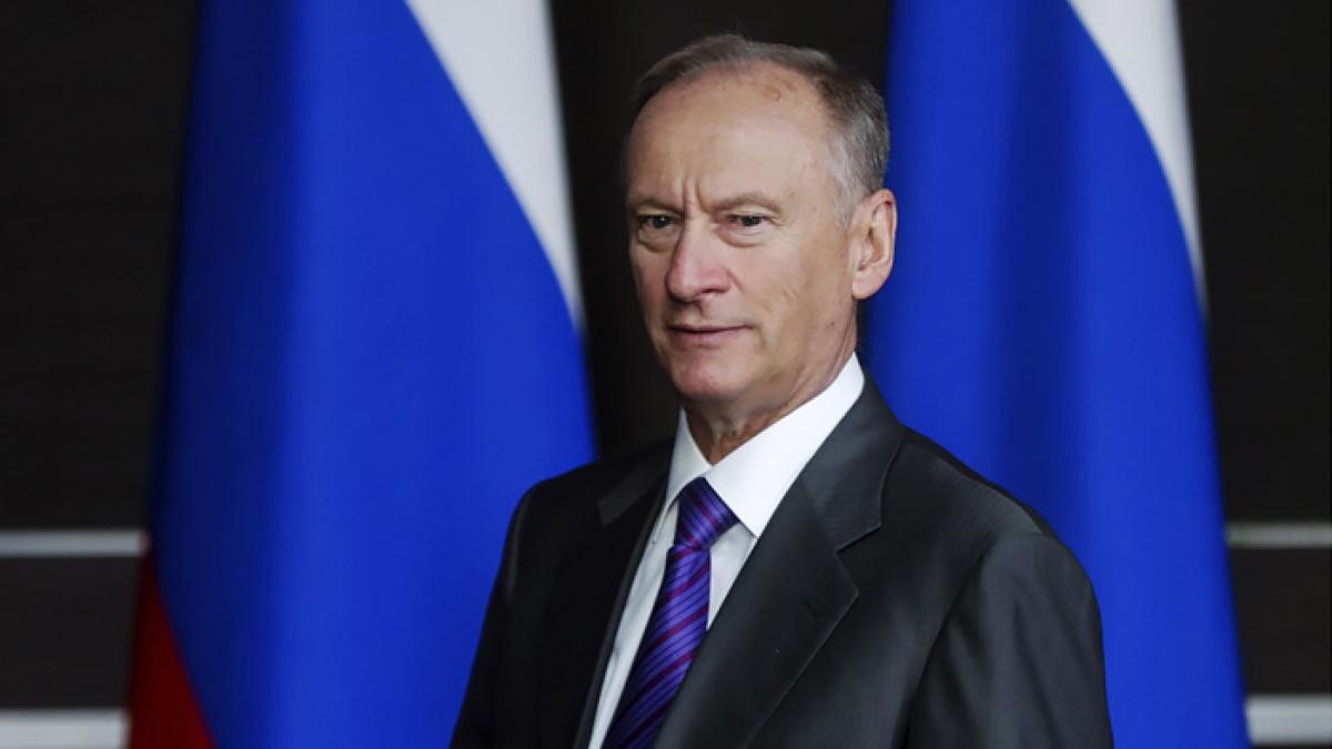Thư ký Hội đồng An ninh Nga Nikolai Patrushev (Ảnh: Tass)