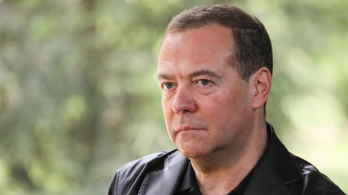 Phó Chủ tịch Hội đồng An ninh Nga Dmitry Medvedev. Ảnh: Sputnik