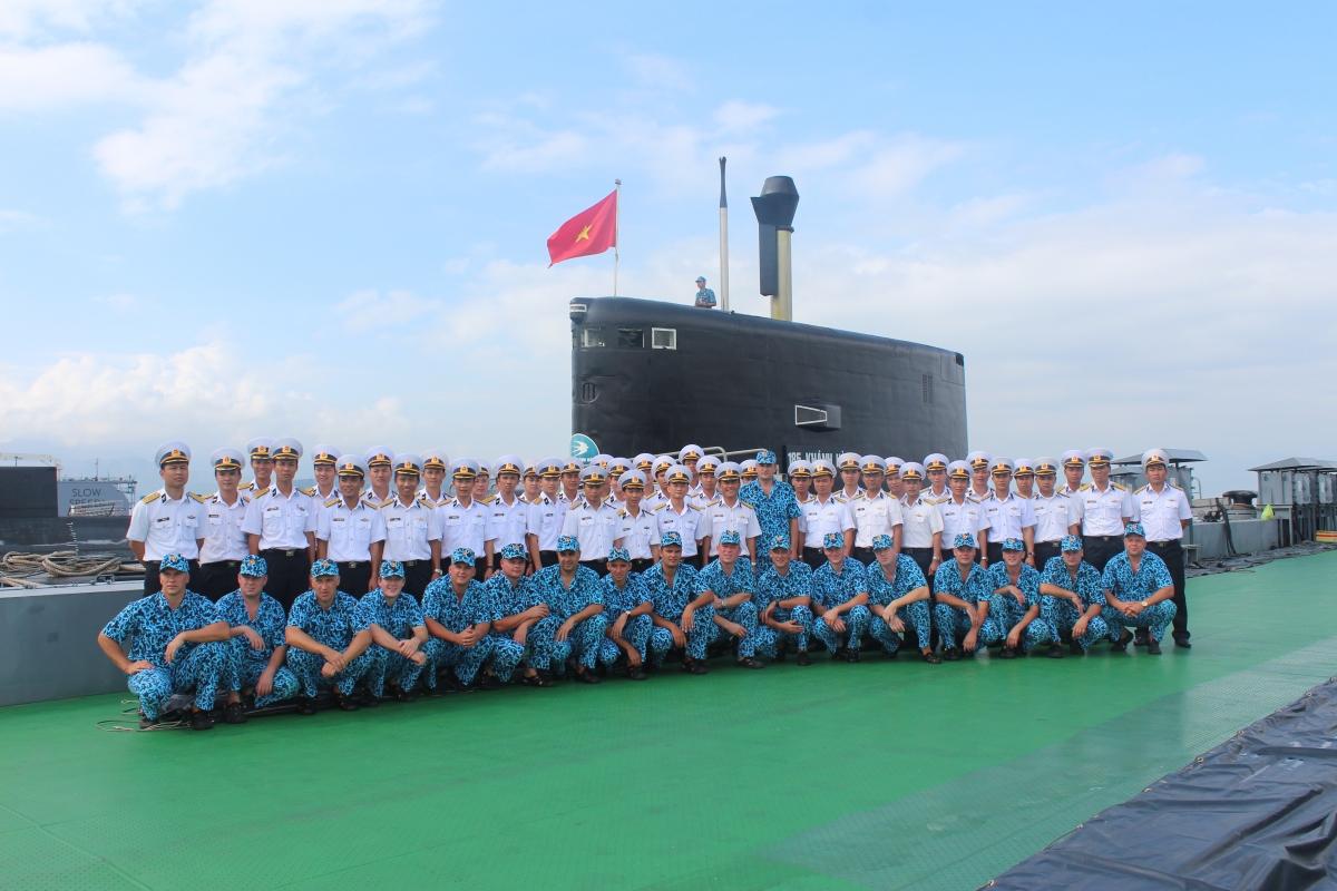 10 năm thành lập Lữ đoàn Tàu ngầm 189: Lực lượng tinh nhuệ của Hải quân Việt Nam - ảnh 11