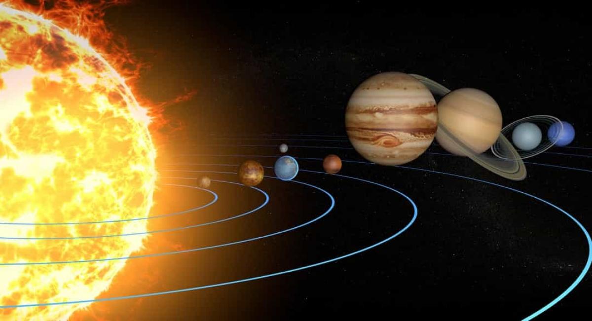 Sao Hải Vương là hành tinh lạnh nhất trong Hệ Mặt Trời với nhiệt độ trung bình là âm 214 độ C.