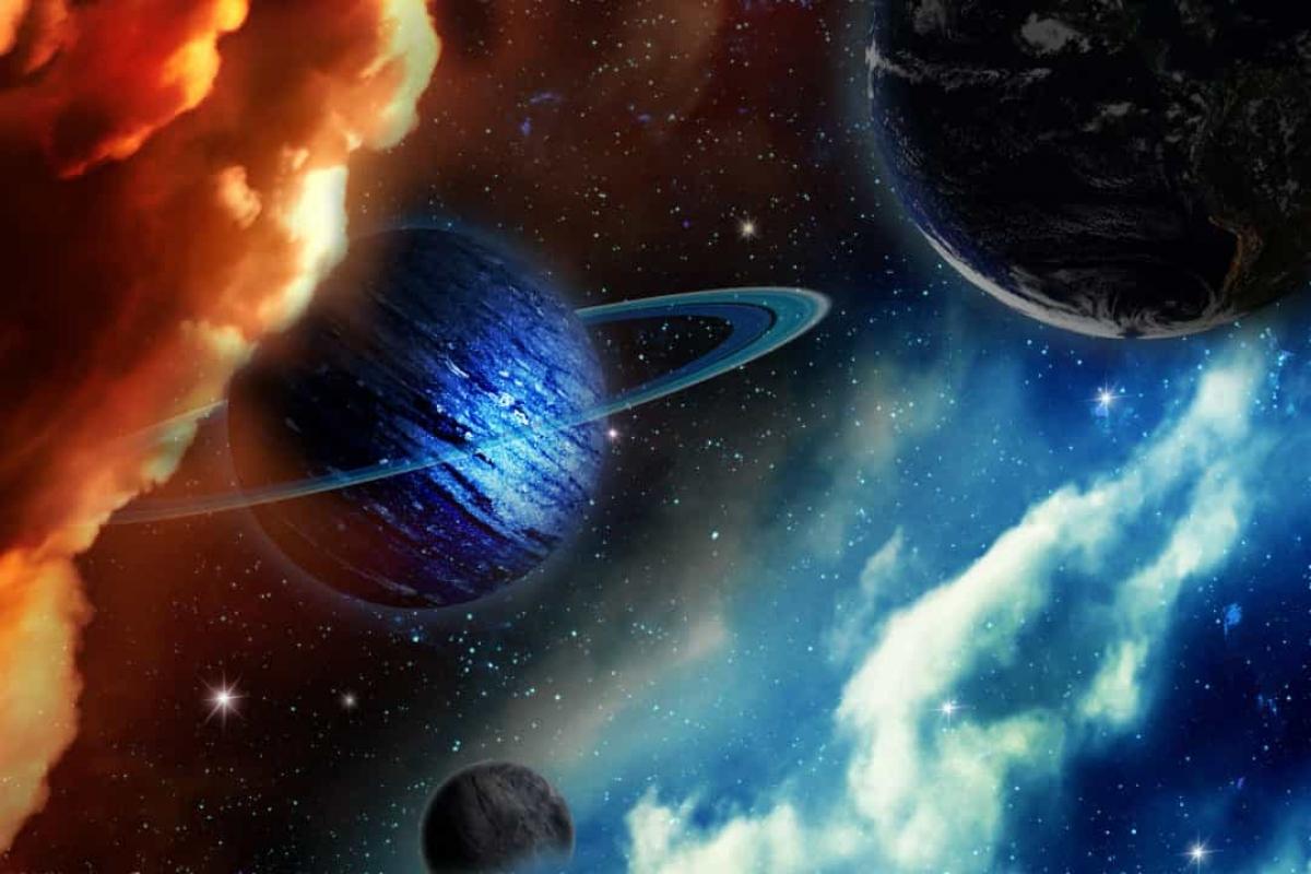 Sao Hải Vương là hành tinh nhỏ nhất trong 4 hành tinh khí với bán kính xích đạo là hơn 24.000 km.