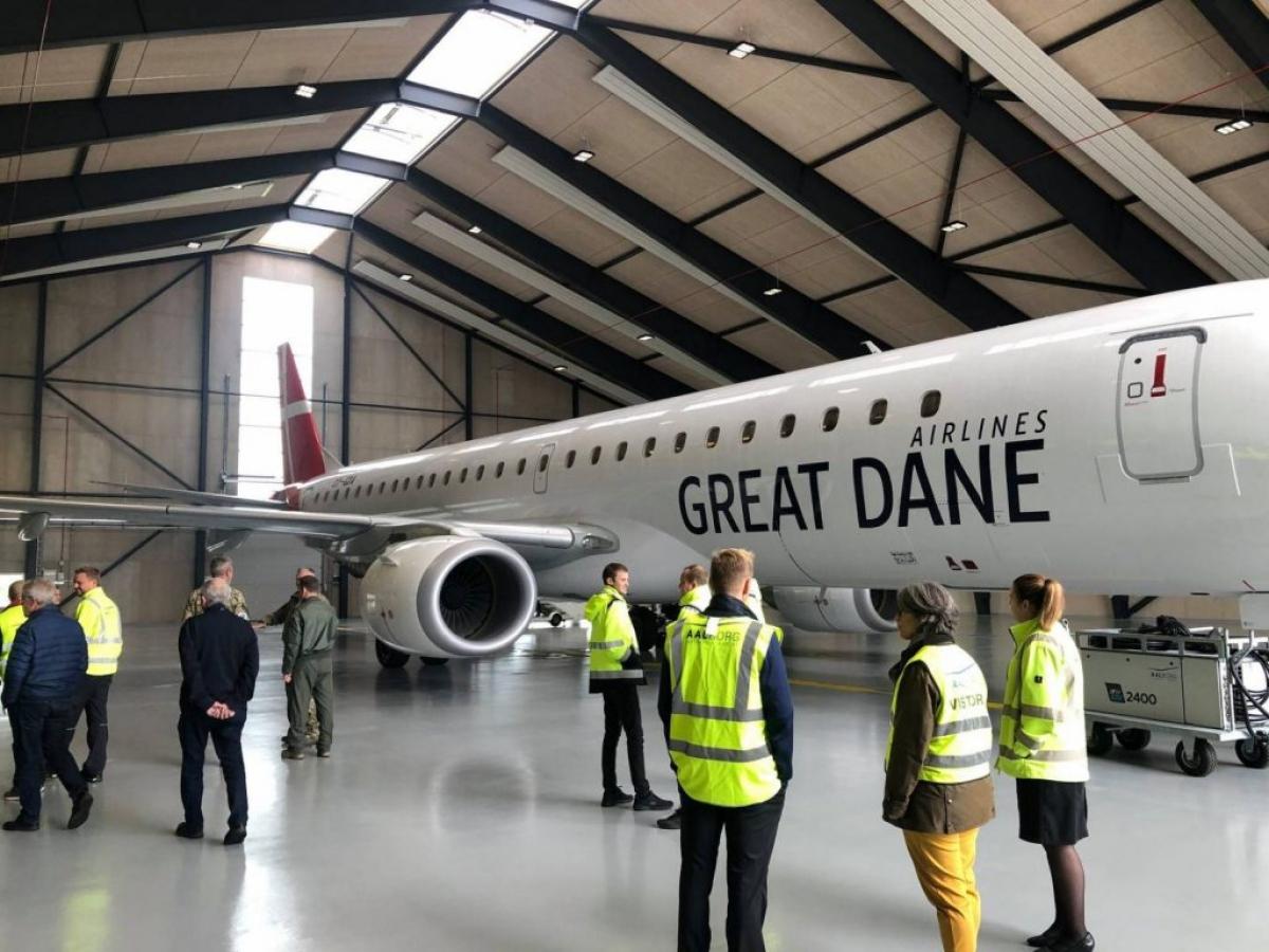 Great Dane Airlines vừa ký thỏa thuận sử dụng dịch vụ kỹ thuật hàng không của Tập đoàn PIA tại Việt Nam