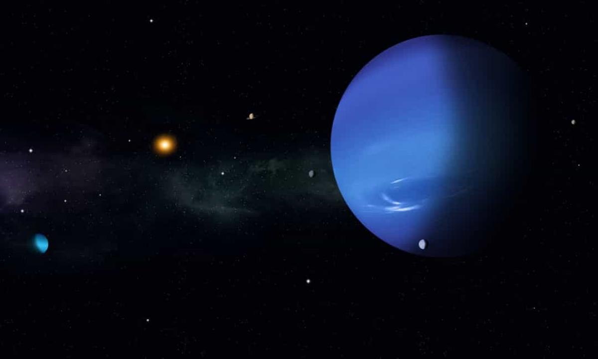 Sao Hải Vương được Urbain Le Verrier phát hiện vào năm 1846 sau khi lần đầu tiên quan sát được hành tinh này. Trước đó, sự tồn tại của sao Hải Vương từng chỉ là suy đoán do sự không nhất quán trong việc tính toán quỹ đạo sao Thiên Vương.