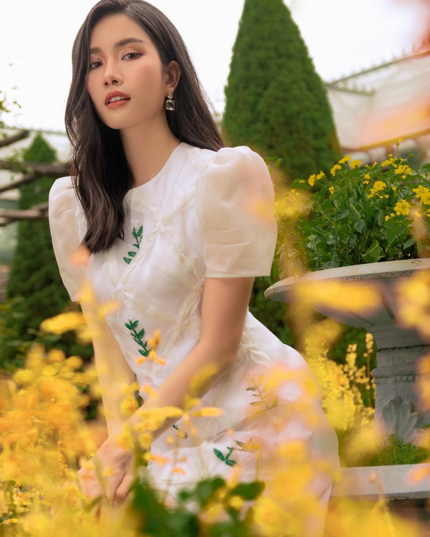 Tài sắc vẹn toàn, nàng hậu được nhiều người kỳ vọng sẽ là cái tên làm rạng danh màu cờ sắc áo Việt Nam trên đấu trường quốc tế.