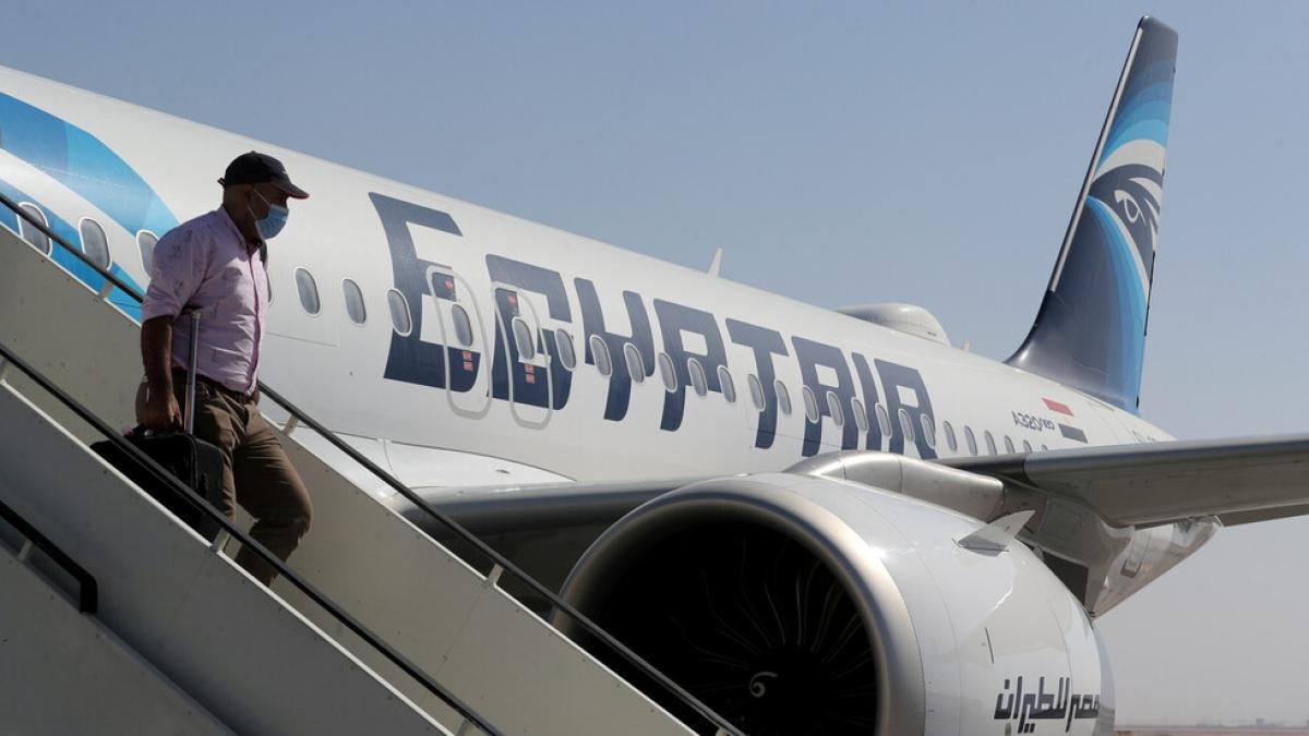 Ai Cập cho phép du khách nhập cảnh nếu tiêm đủ liều vaccine. (Ảnh: Reuters)