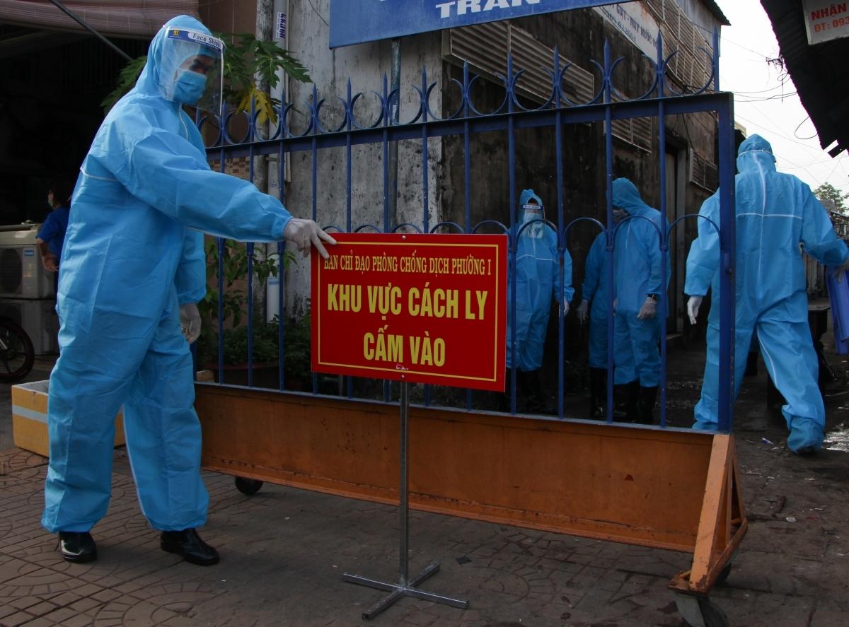 6 giờ qua, Việt Nam có thêm 80 ca mắc COVID-19.