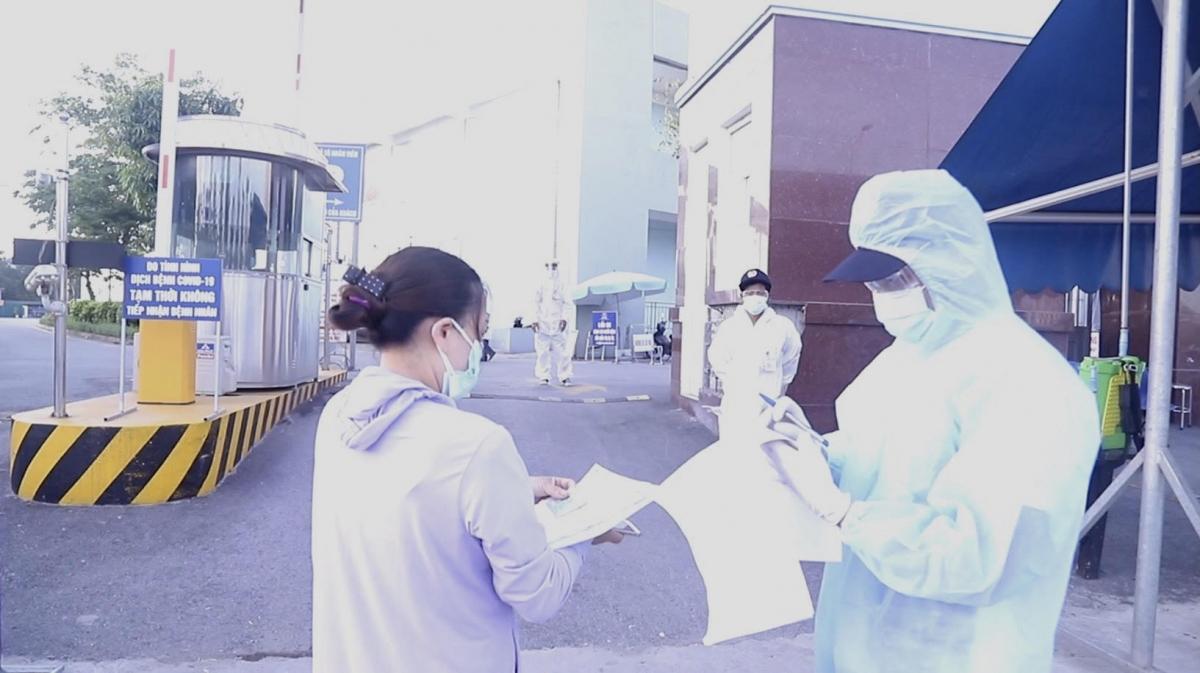 Sáng 21/6, Bệnh viện K cơ sở Tân Triều chính thức mở cửa tiếp nhận, khám, điều trị cho người bệnh.