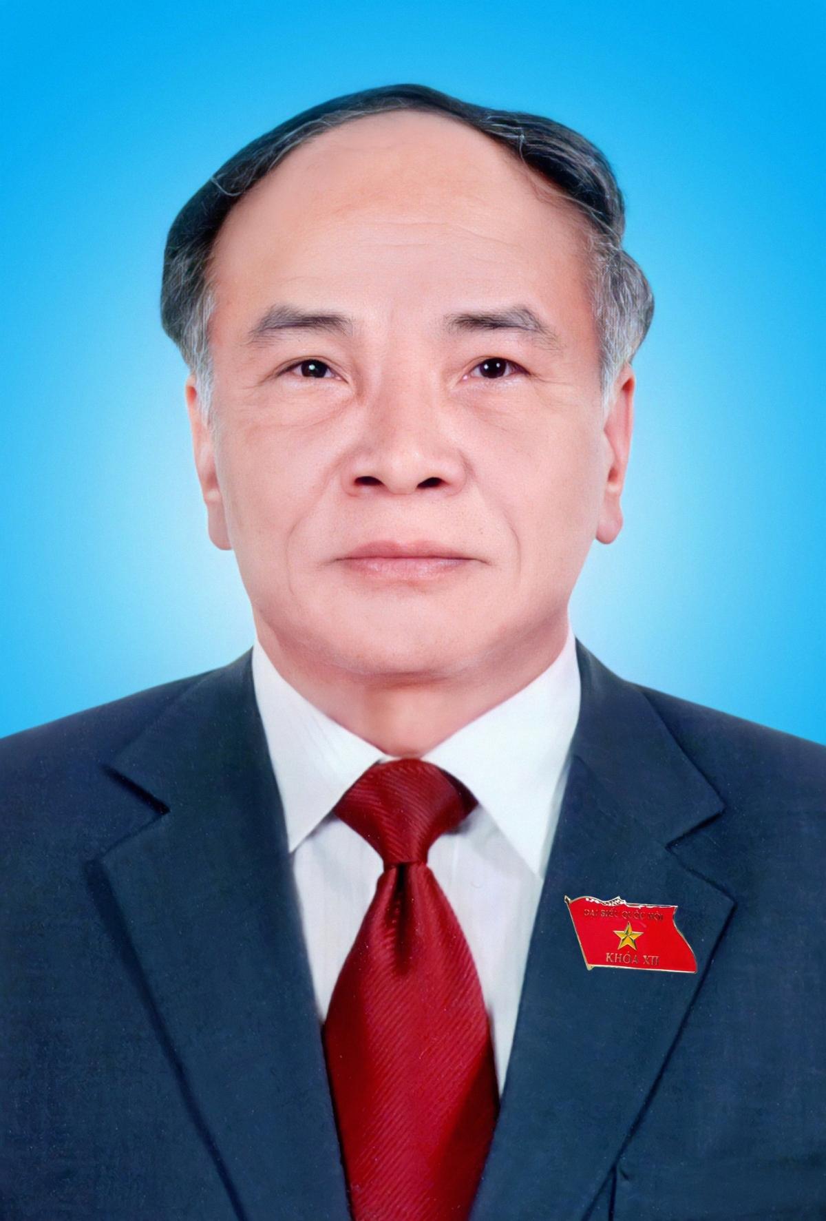 Nguyên Ủy viên Ủy ban thường vụ Quốc hội khóa XII Trần Thế Vượng.