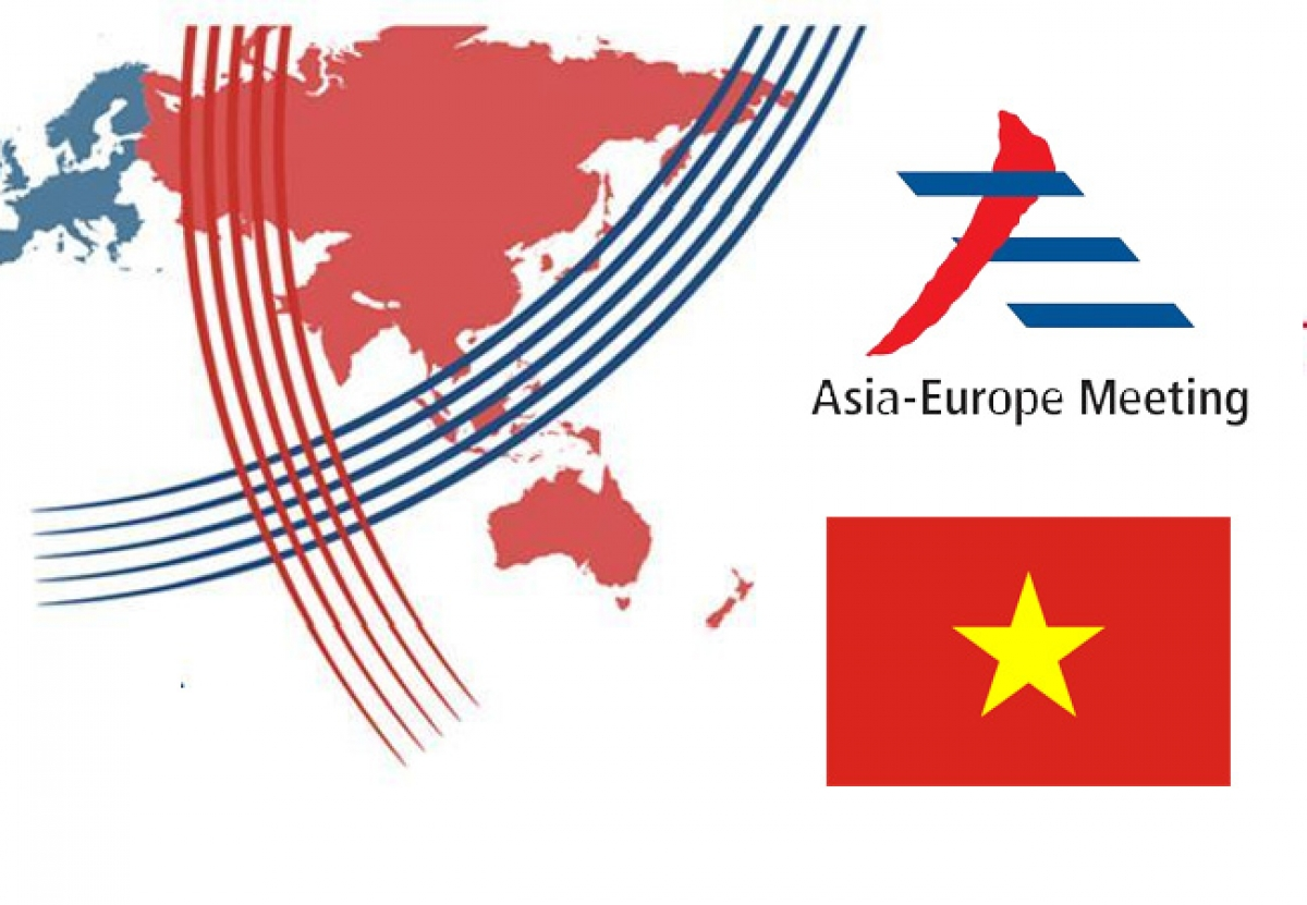 Over the last 25 years, Vietnam has always served as a proactive, dynamic, and responsible member of the Asia - Europe Meeting (ASEM) following its participation in the organization since 1996.
