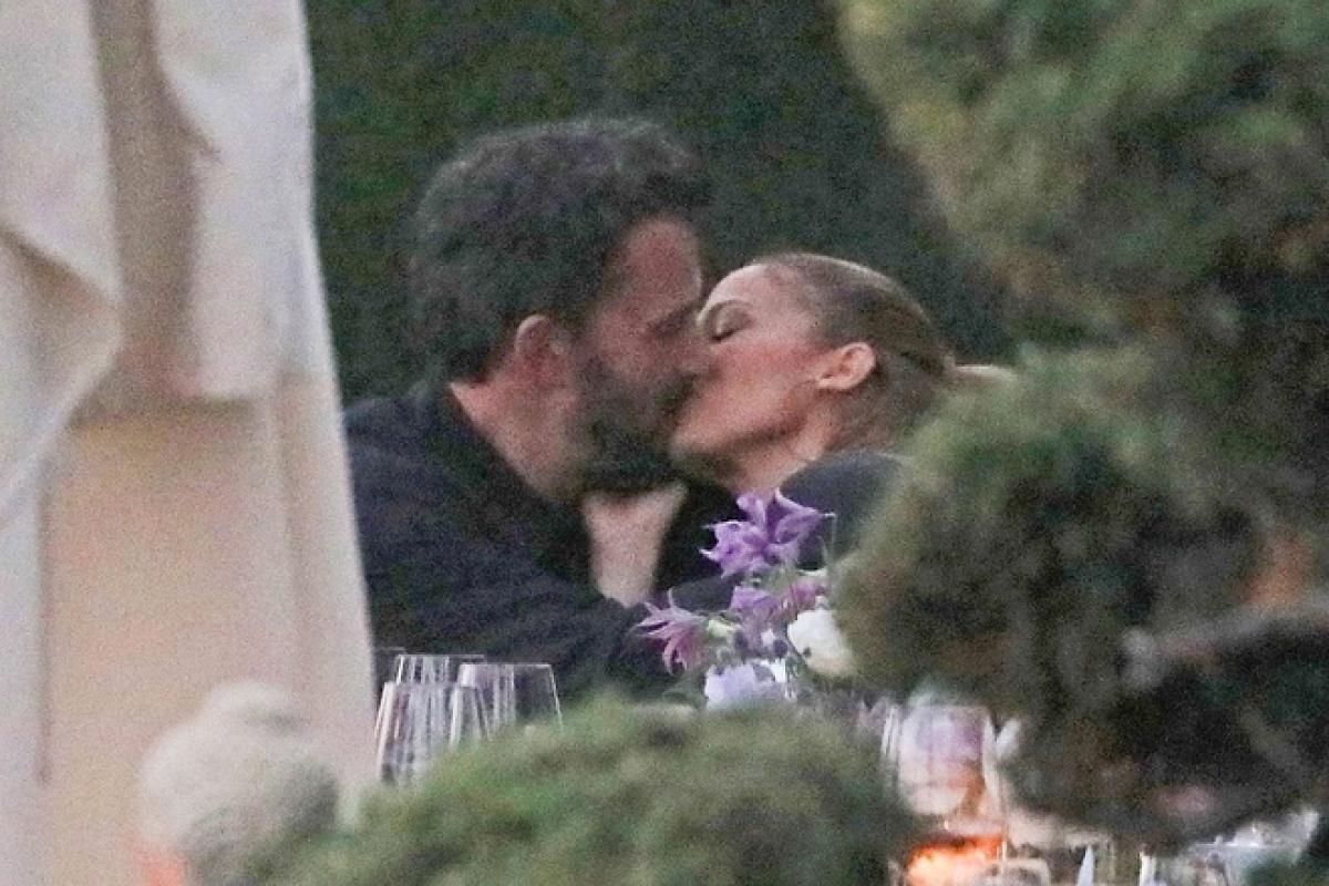 Jennifer Lopez và Ben Affleck