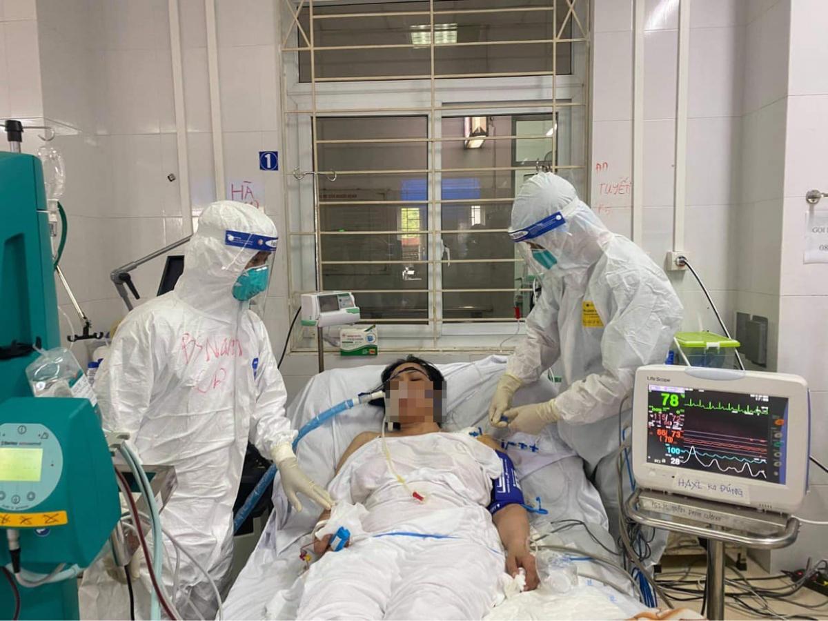 Bệnh nhân cuối cùng thở máy tại BV Phổi Bắc Giangđã được rút ống nội khí quản.