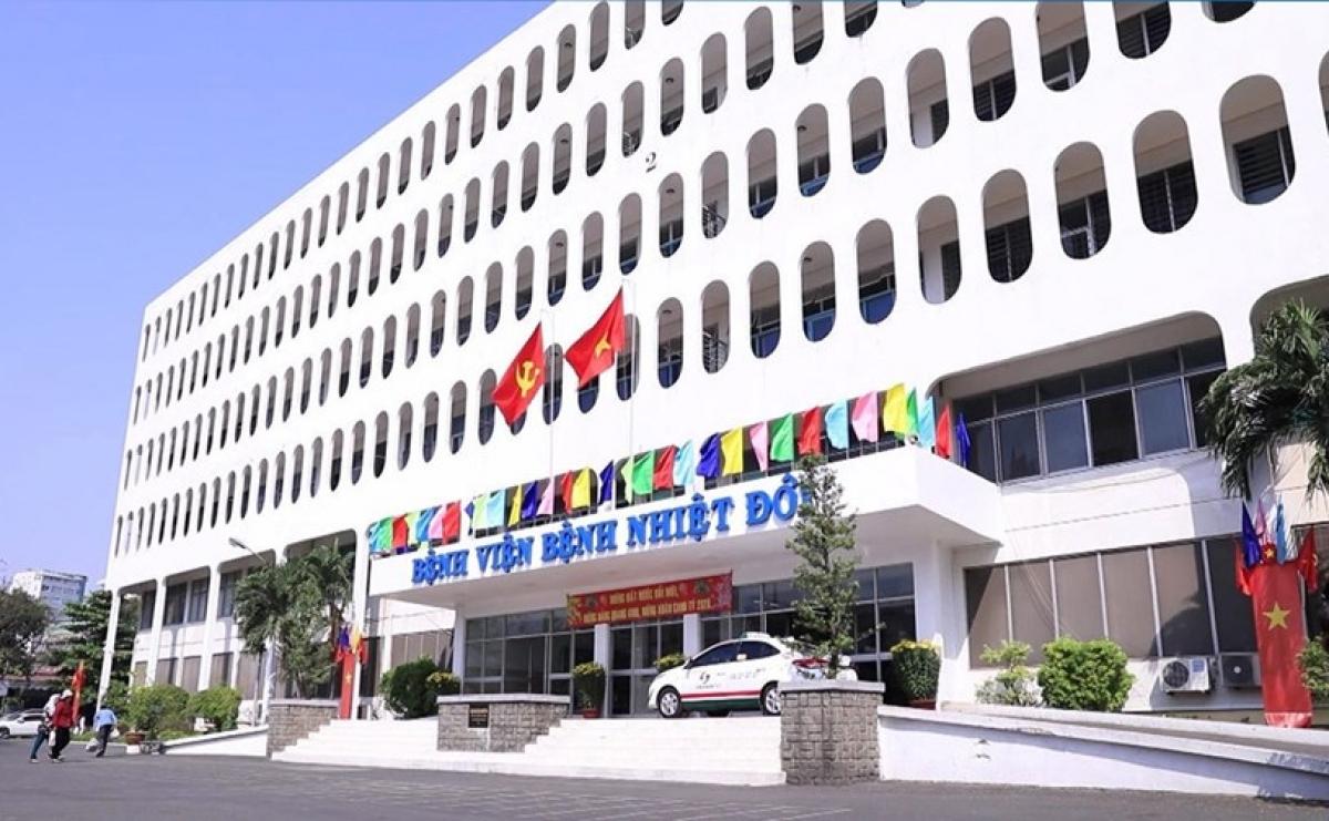 Bệnh viện Bệnh Nhiệt đới TP.HCM