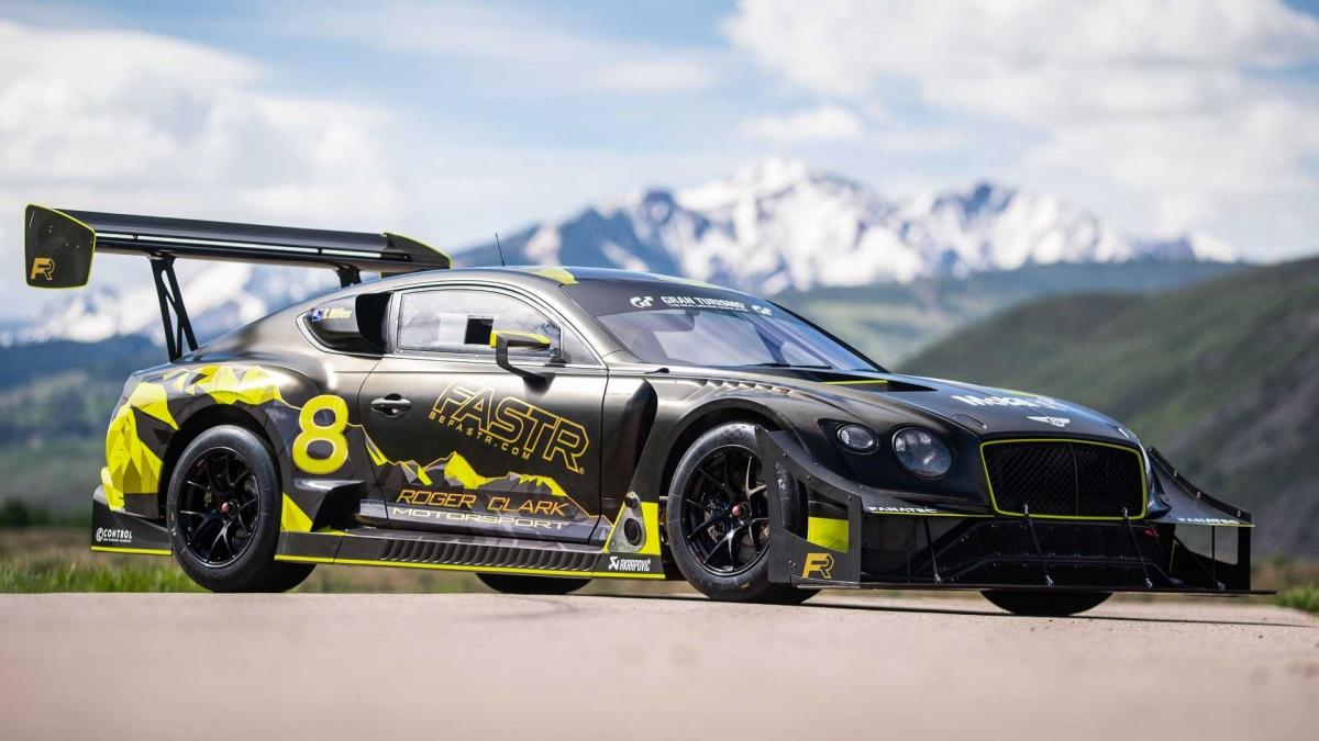Continental GT3 Pikes Peak mới sẽ chạy bằng nhiên liệu đua tái tạo RON98, đó là sự pha trộn chuyên dụng của nhiên liệu sinh học tiên tiến được thiết kế đặc biệt cho các ứng dụng đua xe thể thao, giúp giảm khí nhà kính lên đến 85%.