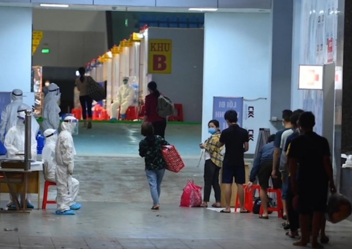 Trong 24h qua, ổ dịch trên địa bàn tỉnh Bắc Giang có thêm 265 trường hợp dương tính với SARS-CoV-2, nâng tổng số ca dương tính lên 4.945 trường hợp.