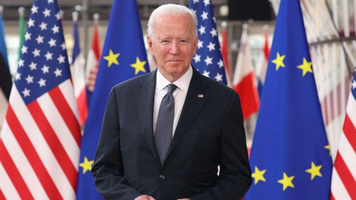 Tổng thống Mỹ Joe Biden. Ảnh: ABC News