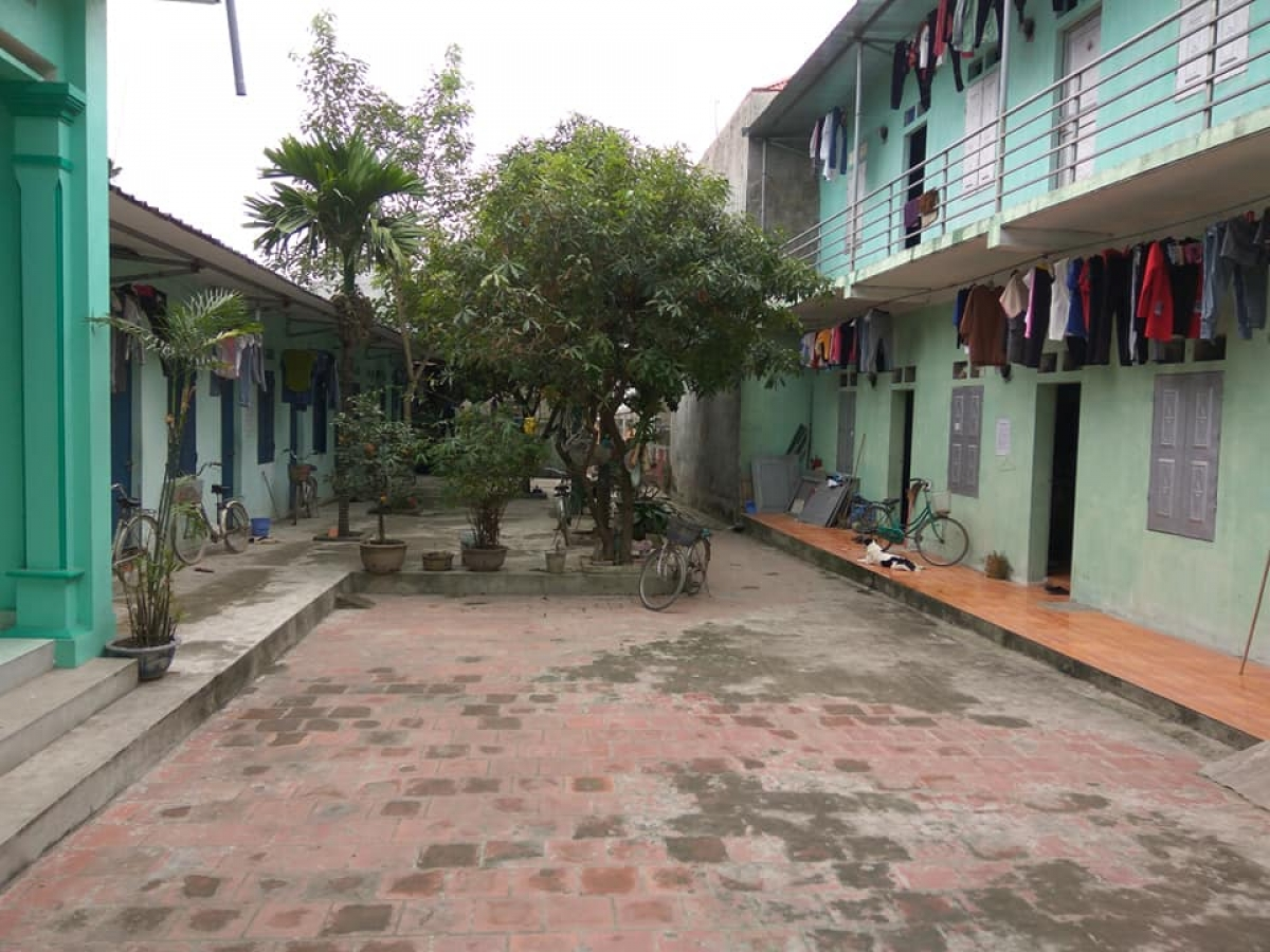 Tỉnh Bắc Ninh yêu cầu đối với khu nhà trọ phải có cổng chung và lắp hệ thống camera để kiểm soát chặt chẽ người ra vào.