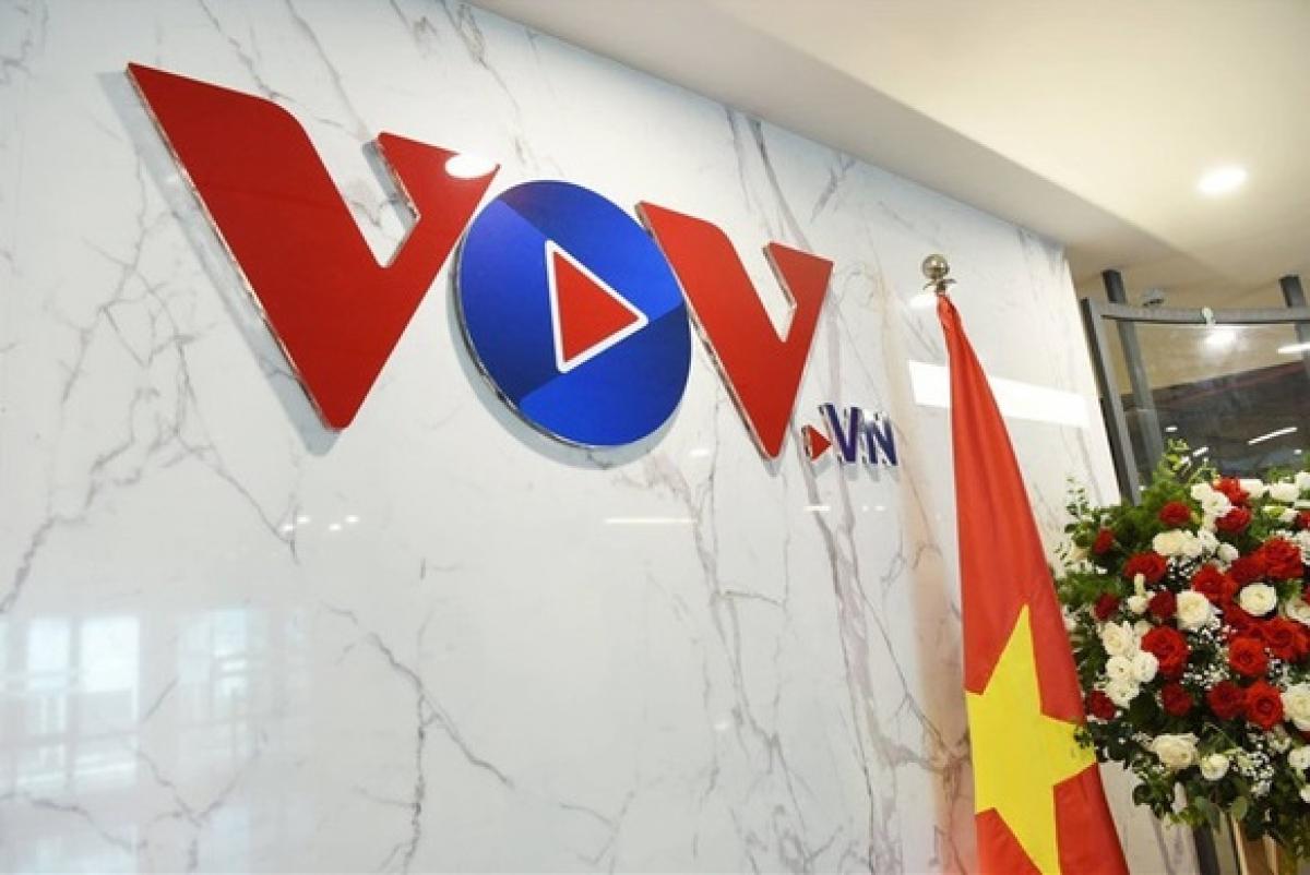 Báo điện tử VOV bị tấn công dồn dập.