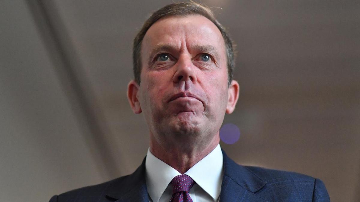 Bộ trưởng Thương mại Australia Dan Tehan - (Nguồn: Getty Images)
