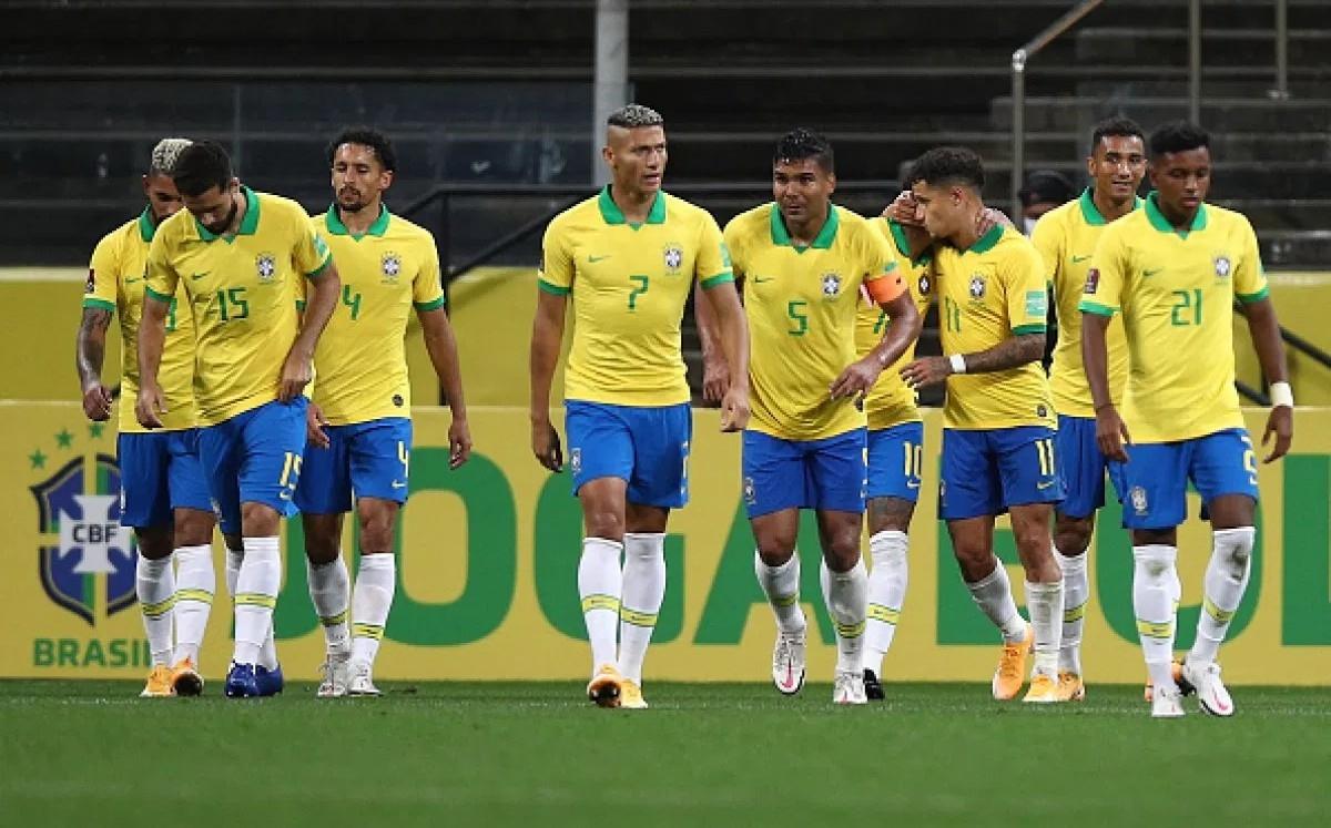 ĐT Brazil muốn tẩy chay Copa America 2021. (Ảnh: Getty)