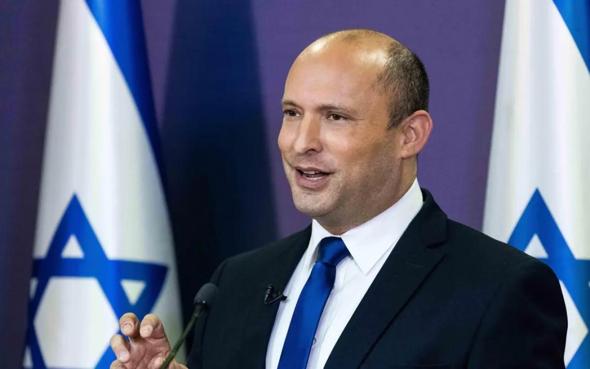 Chính trị gia Israel Naftali Bennett – người có khả năng lớn sắp trở thành tân Thủ tướng Israel trong chính phủ liên hiệp. Ảnh: EPA.