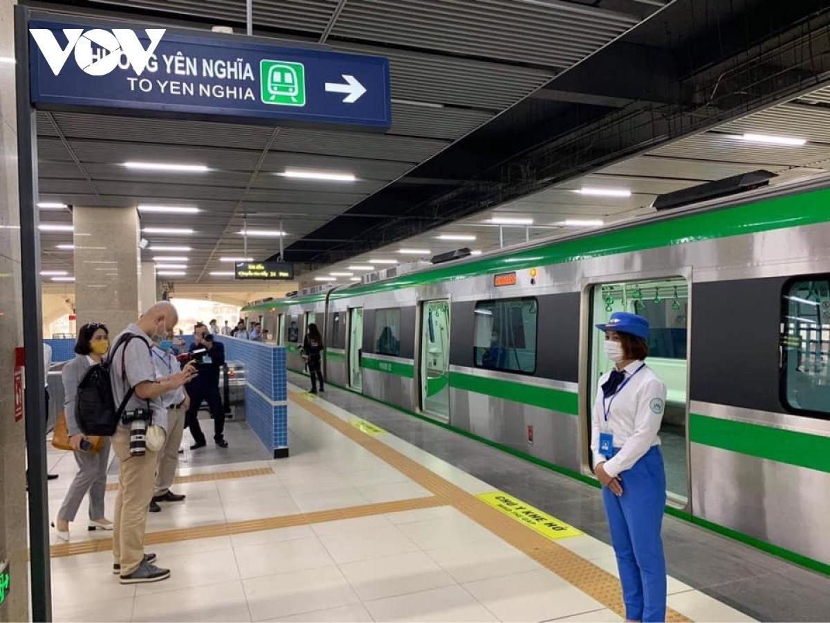 """Có độ """"chênh"""" giữa tiêu chuẩn Châu Âu và Trung Quốc tại dự án đường sắt Cát Linh - Hà Đông?"""