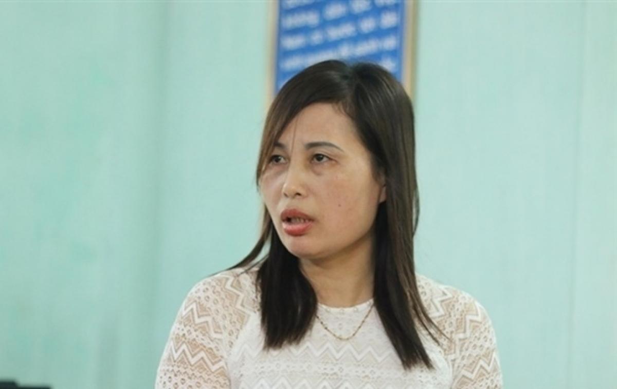 Bà Nguyễn Thị Tuất. (Ảnh: KT)