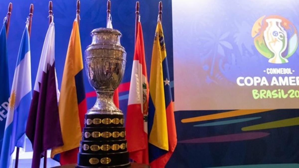 Brazil đăng cai Copa America 2021 và các trận đấu sẽ được tổ chức không có khán giả vào sân. (Ảnh: Getty)