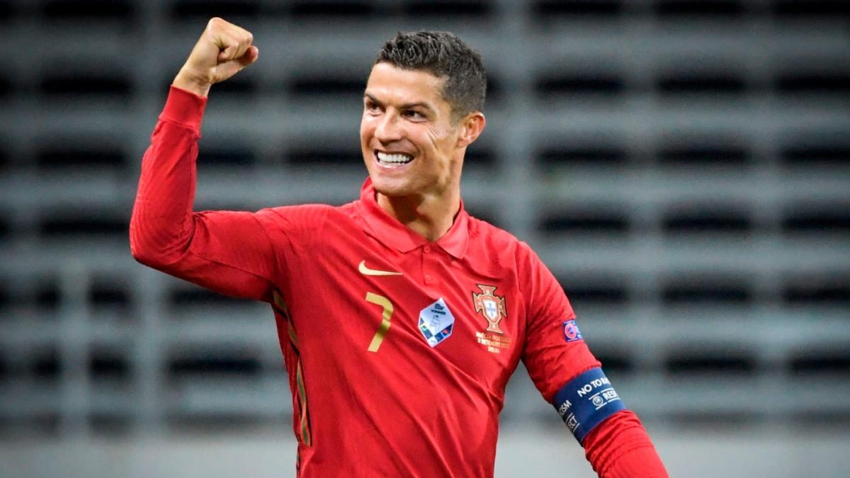 Cristiano Ronaldo tuyên bố đanh thép trước chiến dịch bảo vệ danh hiệu EURO 2021. (Ảnh: Getty)