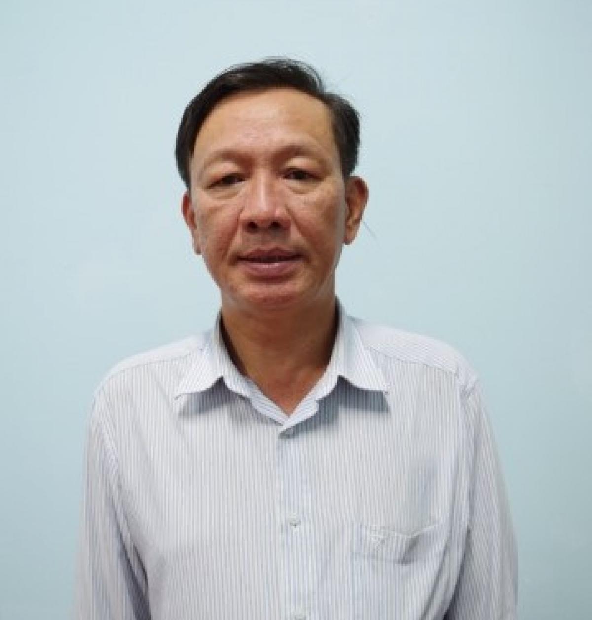 Đối tượng Vũ Văn Chinh.