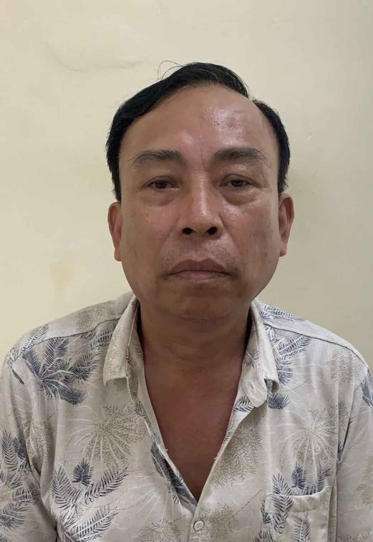 Đối tượng truy nã Nguyễn Văn Cường tạ CQĐT