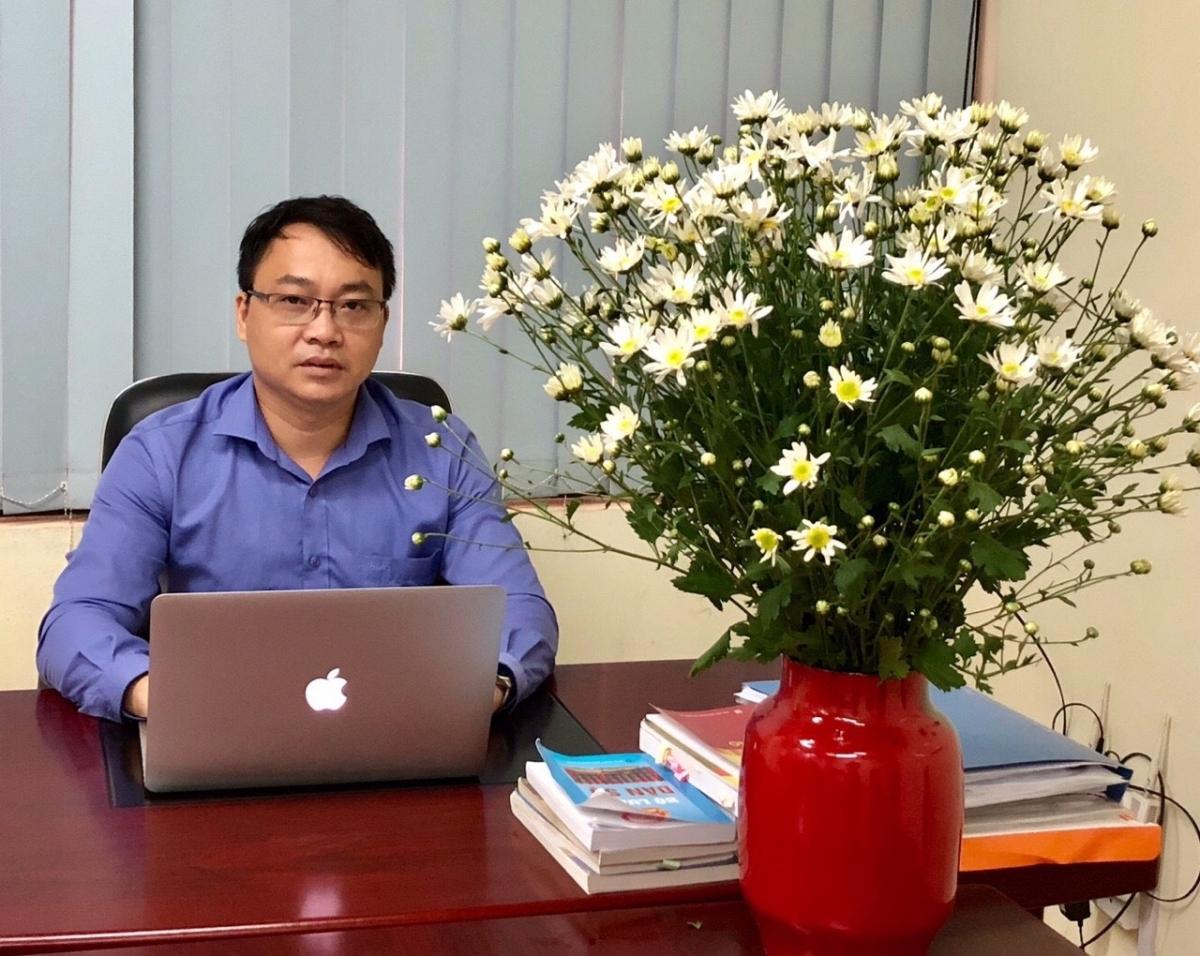 Luật sư Đặng Thành Chung, Giám đốc Công ty Luật An Ninh.