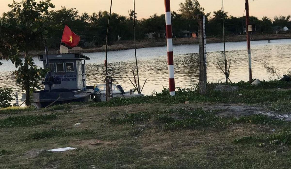 Một góc cảng Quân sự Đông Hà. Ảnh: Báo Nhân dân