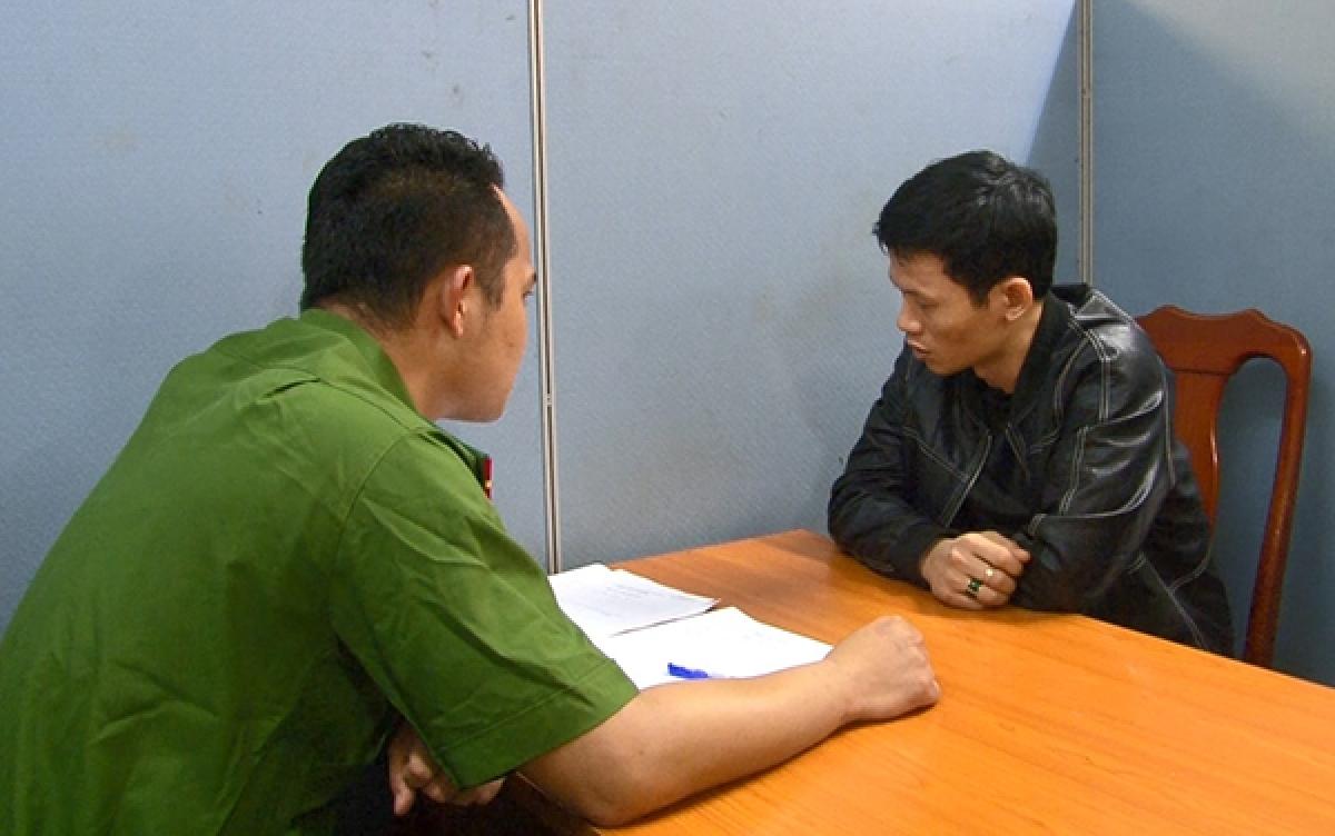 Đối tượng Nguyễn Xuân Quý cầm đầu băng nhóm tội phạm mua bán trái phép chất ma túy ở Bệnh viện Tâm thần Trung ương 1