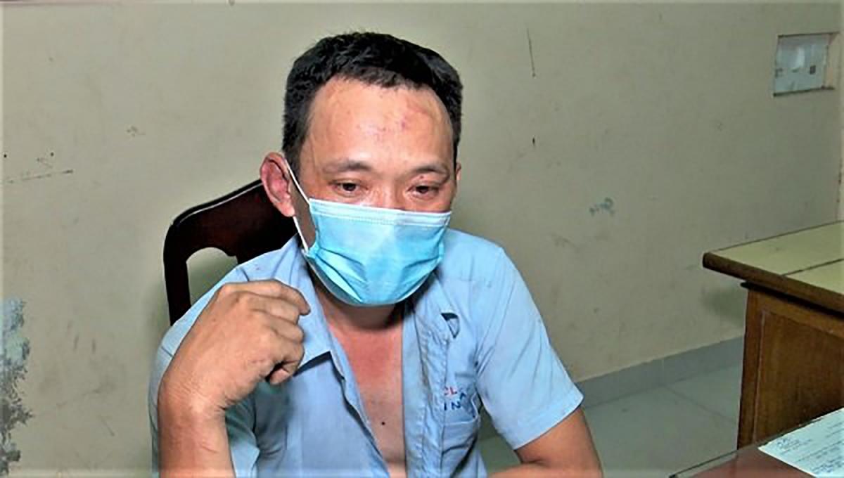 Đối tượng Nguyễn Quốc Tuấn.